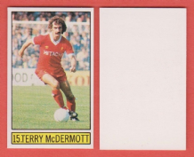 Liverpool Terry McDermott England